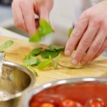 Scuola di cucina a Lavagna
